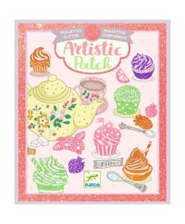 Artistic Patch Snoep 6-10j - Djeco
