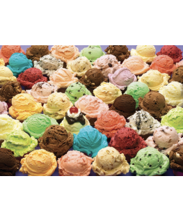 Cobble Hill puzzle 1000 pieces - Ice Cream