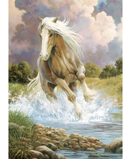 Cobble Hill puzzle 1000 pieces - River Horse