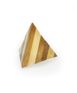 Pyramid +7j - 3D bamboo
