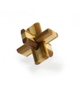 Doublecross +12j - 3D bamboo