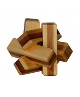 Firewood +12j - 3D bamboo