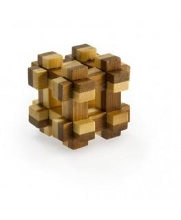 Prison house +12j - 3D bamboo