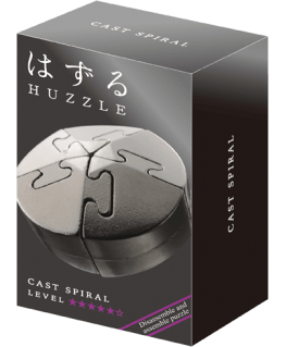 Huzzle Cast Spiral*****