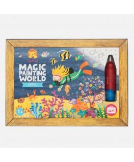 Magisch schilderen oceaan +1j - Tiger Tribe