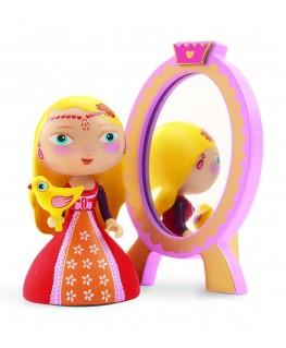 Nina and the mirror +4j- Arty Toys - Djeco