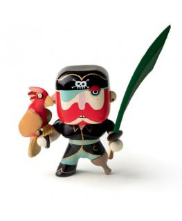 Sam Parrot +4j - Arty Toys - Djeco