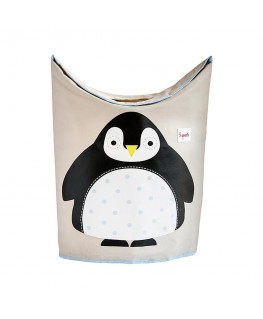 Wasmand Pinguin - 3 sprouts