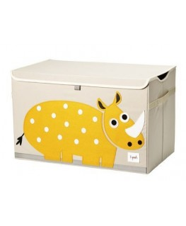 Toy chest rhino - 3 sprouts