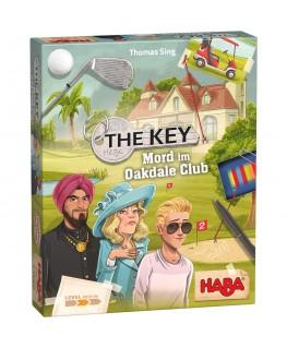 Spel - The Key - Moord in de Oakdale club - Haba