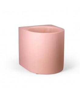 Fifty FLOWER POT MEDIUM | peach - Atelier Pierre