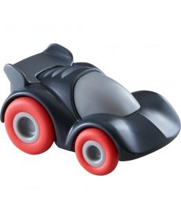 Antracietkleurige sportwagen - Haba