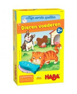 !!! Spel - Mijn eerste spellen - Dieren voederen - Haba