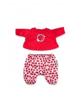 Roodborstje pyjama - Lilliputiens