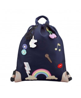 City Bag Lady Gadget Blue - Jeune Premier