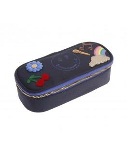 Suitcase Mini Cherry Pompon - Jeune Premier