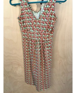 Dress edith Ice-cream Jersey - Froy & Dind