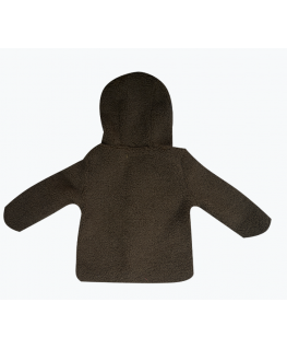 Muts Speedy Button Fleece Black - Kik*kid