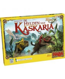 Spel - De helden van Kaskaria - Haba
