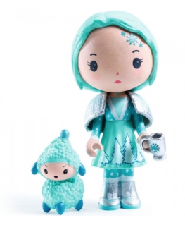 Cristale & Frizz - Tinyly - Djeco