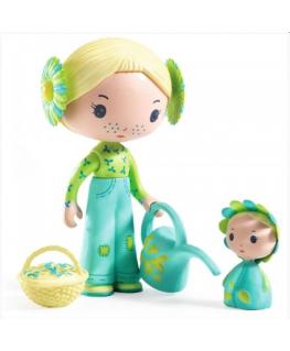 Flore & Bloom - Tinyly - Djeco