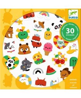 Emoji stickers - Djeco