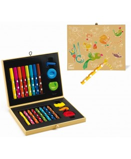 Box of colours for toddlers - Djeco