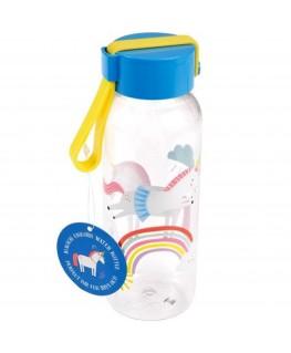 Kleine waterfles unicorn - Rex