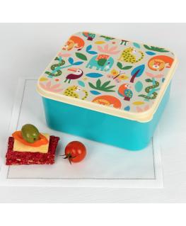 Wild wonder lunch box - Rex
