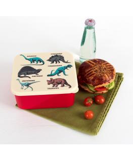 Prehistoric land lunch box - Rex
