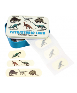 Perhistorisch land dinosaurus pleisters - Rex