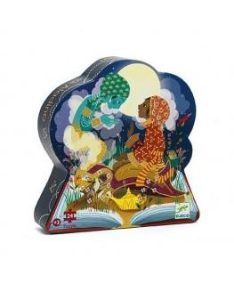 Aladdin puzzel +3j - Djeco