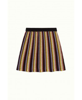 Rokje Knit Skirt Bazaar - Petit Louie