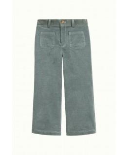 Broek Garbo Flared Pants Corduroy - Petit Louie