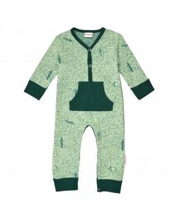 Bodysuit Nature Green - ba*ba babywear