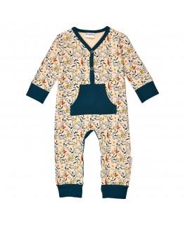 Bodysuit Rabbit and squirrel - ba*ba babywear