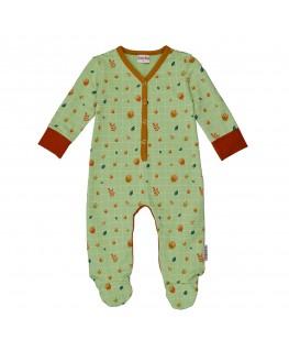 Footed bodysuit Autumn - ba*ba babywear