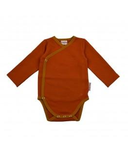 Wrapbody longsleeves Autumnal - ba*ba babywear