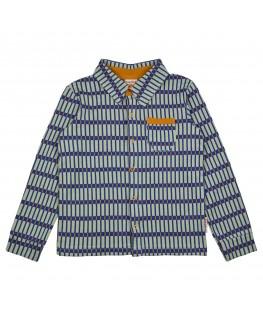 Boysshirt longsleeves Raster - ba*ba babywear