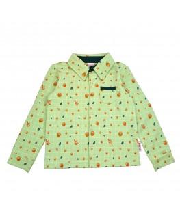 Boysshirt long sleeves Autumn - ba*ba babywear