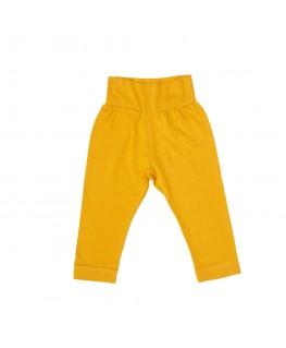 Broekje mosterd jersey tencel - Froy & Dind