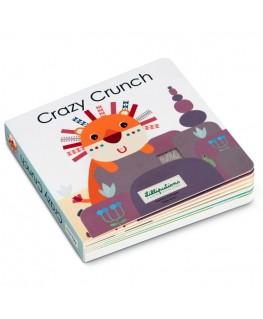 Crazy Crunch  voelboek met geluiden
