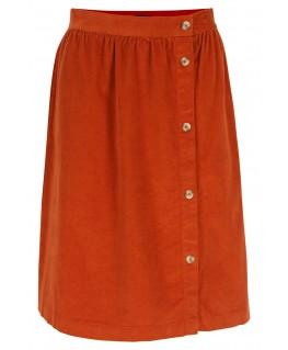 FILOMENA skirt potters clay - Lily Balou