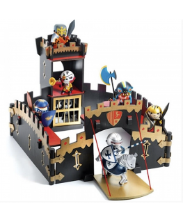 Ze Black Castel Arty Toys - Djeco