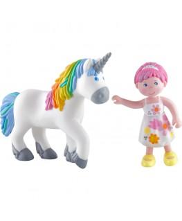 Little Friends - Amira en Ruby Rainbow - Haba