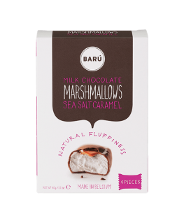 Milk Chocolate marshmallow sea salt caramel - Baru