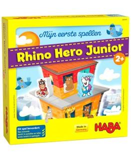 Mijn eerste spellen - Rhino Hero Junior - Haba