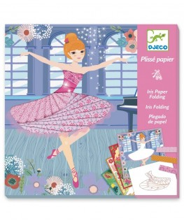 Iris Folding Danseressen 7-13j - Djeco