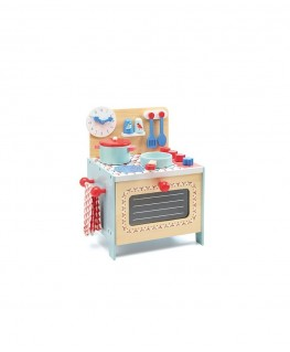 Blue cooker 3-6j - Djeco