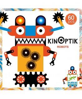 Kinoptik Robots 6-10j - Djeco